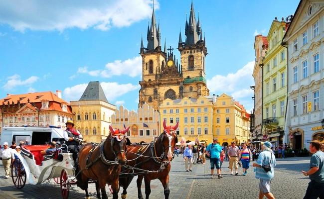 Автобусный Тур в Чехию